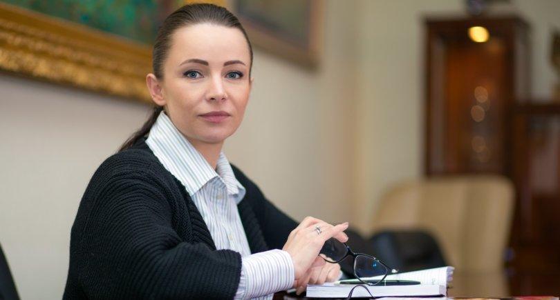 Собственница «Аурум Груп» Алена Лебедева
