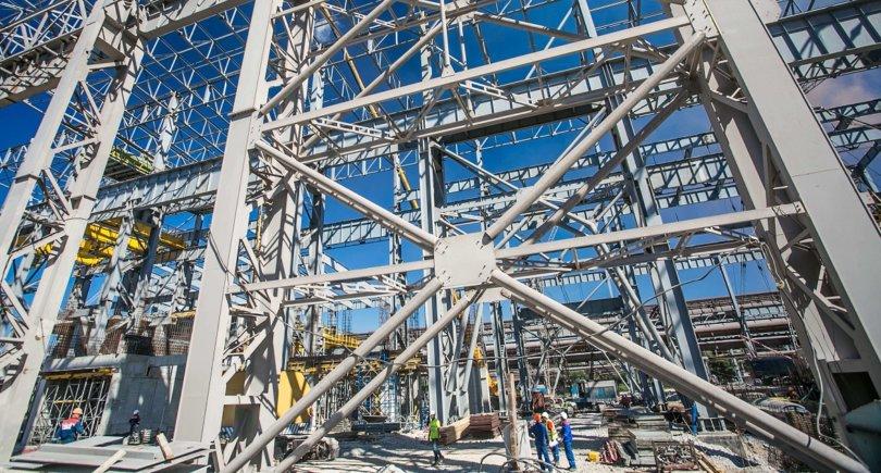 Капинвестиции в металлургии в I квартале увеличились на 34,5% (c) www.ukraine.arcelormittal.com