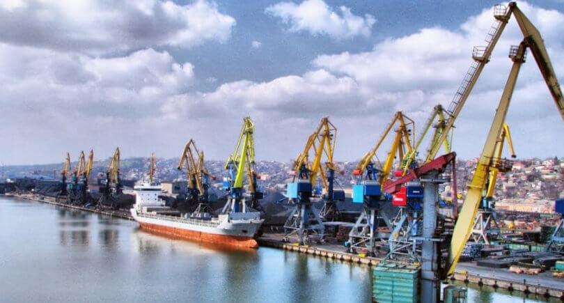 АМПУ: порты перевалили 10 млн т руды за 4 месяца © www.uspa.gov.ua
