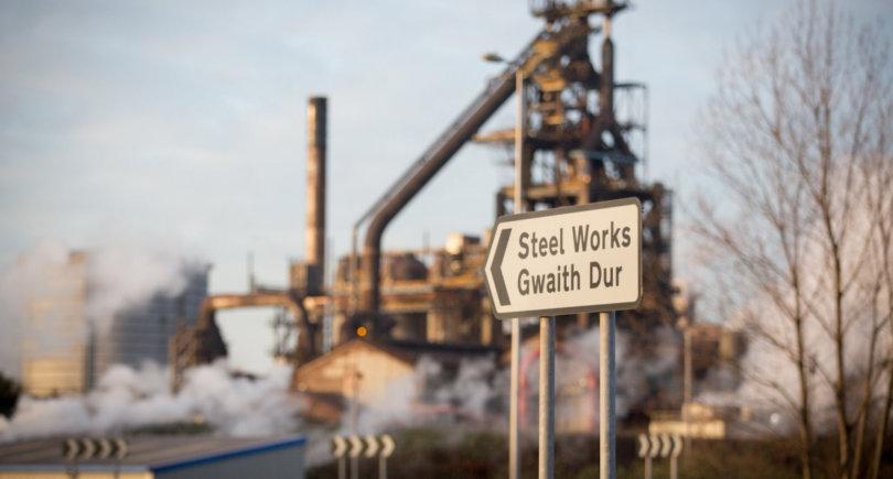British Steel может заявить про банкротство уже в среду © ft.com