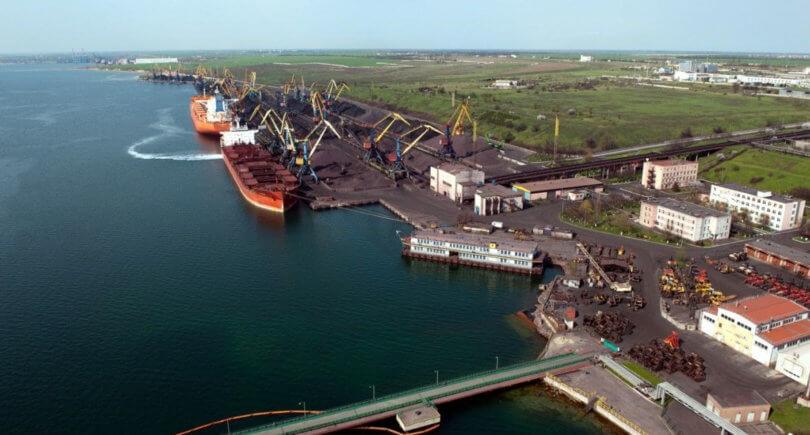 Экспорт черных металлов через порты снизился ©seafarersjournal.com