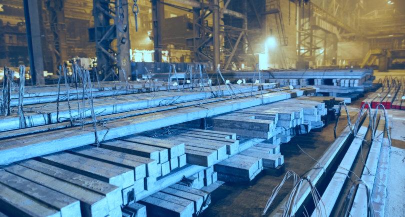 Украина нарастила экспорт проката © shutterstock.com