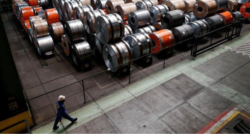 Eurofer прогнозирует кризис в сталелитейной промышленности ЕС © reuters.com