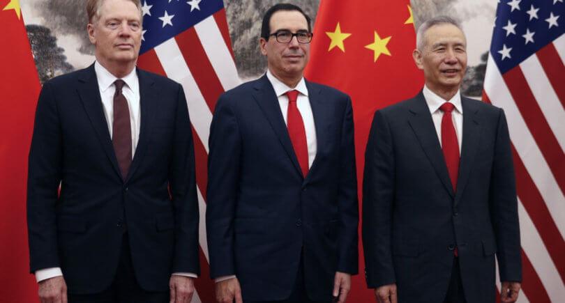 США поднимают тарифы для Китая - cnbc.com