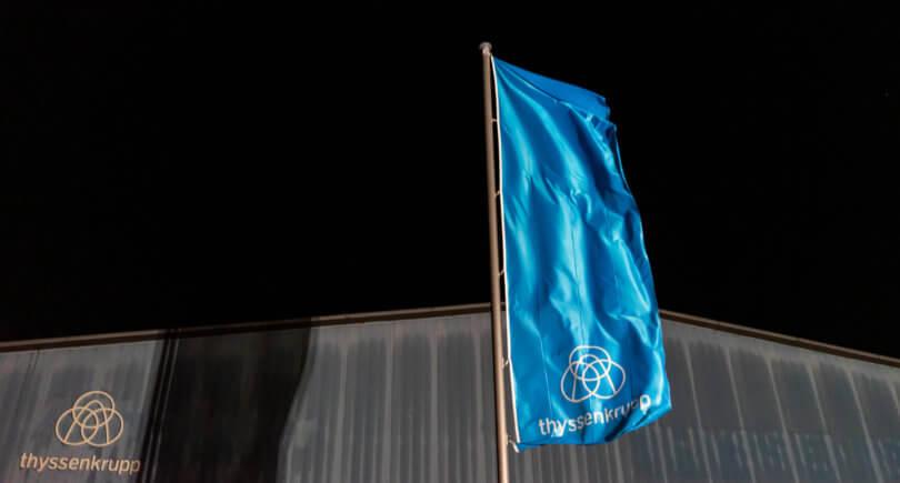 Thyssenkrupp уговаривает профсоюз одобрить сокращение 6 тыс рабочих мест © shutterstock.com