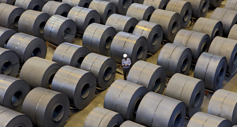 Индия прогнозирует рост спроса на сталь на 7% в 2020 году (c) www.shutterstock.com