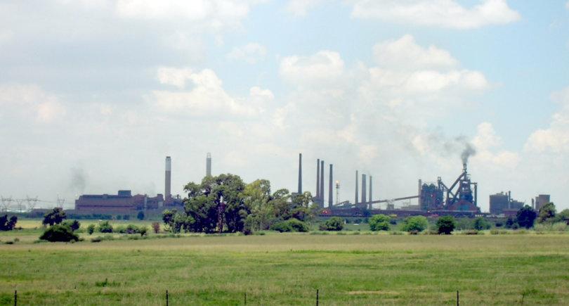 ArcelorMittal South Africa грозит экологический штраф в $ 1 млн © wikimedia