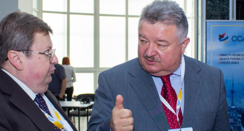 Экспортно-кредитное агентство заработает в октябре © www.facebook.com/pg/ucci.org.ua
