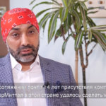 Парамжит Калон обещает, что АМКР к 2025 году снизит выбросы до европейских норм © ukraine.arcelormittal.com