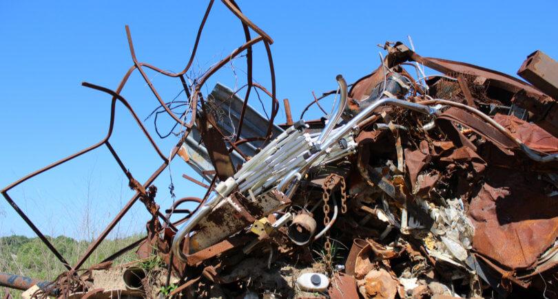 Экспорт металлолома в январе-мае упал в девять раз © shutterstock.com