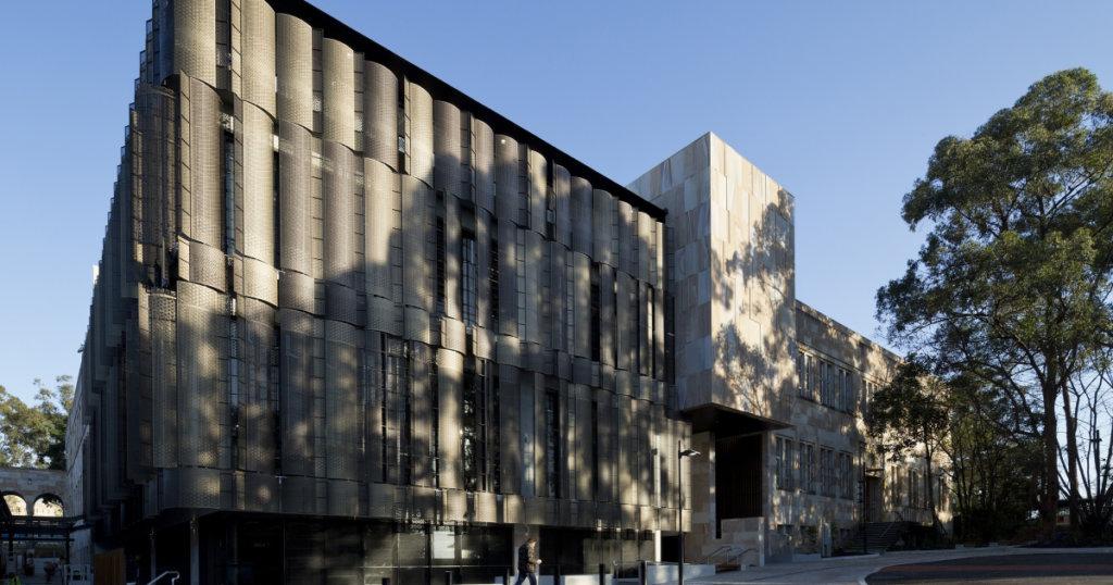 Здание Института глобальных изменений, Квинсленд, Австралия