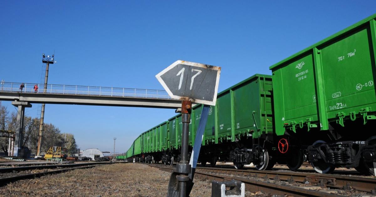 Железнодорожные перевозки руды в январе-мае выросли на 5,7% © unian.net