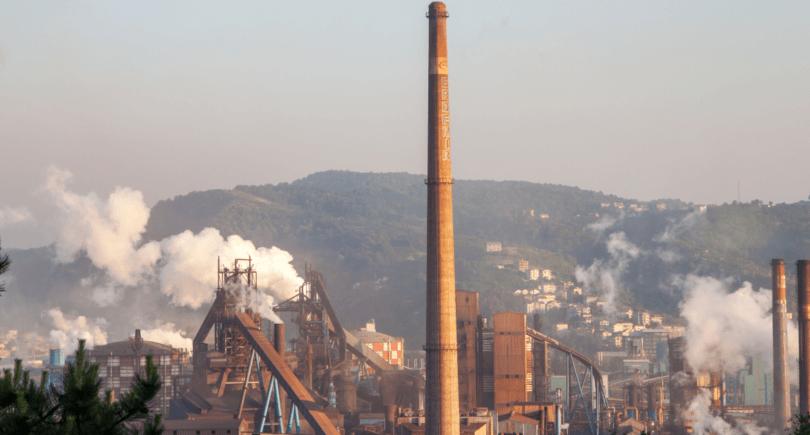 Турция нарастила производство стали в апреле на 2,6% до 3 млн т (c) www.shutterstock.com