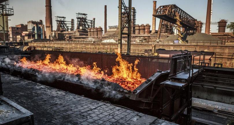 Чехия - Остравский металлургический сократит производство на 20% © www.bvv.cz