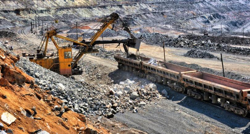 Экспорт руды из Украины в июне © shutterstock.com