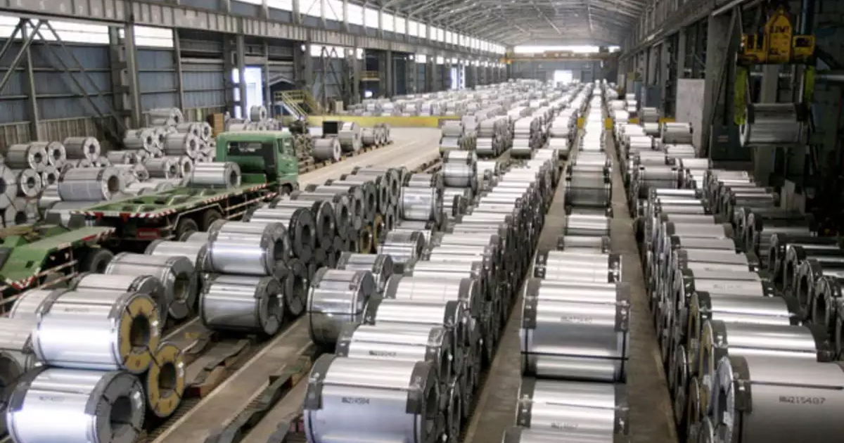 Индия нарастила выпуск стали во втором квартале 2019 © economictimes.indiatimes.com
