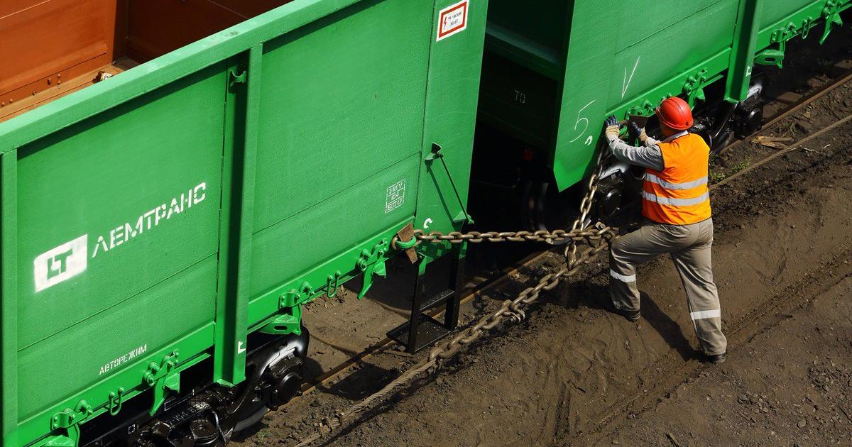 Лемтранс снизил переваозки руды в первом полугодии © transport-journal.com