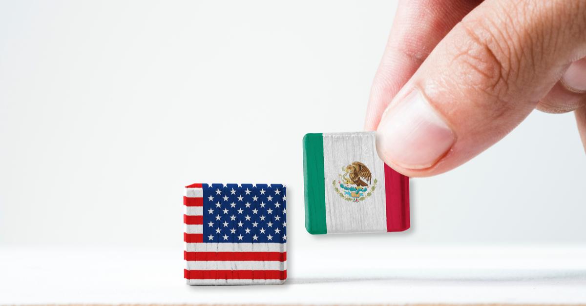 США ввели пошлину на импорт стальных конструкций из Мексики и Китая © shutterstock.com