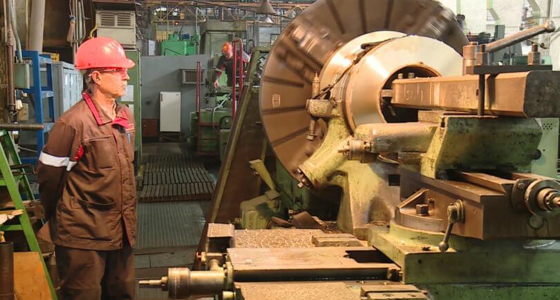 Запорожский литейно-механический освоил сверхпрочную легированную сталь