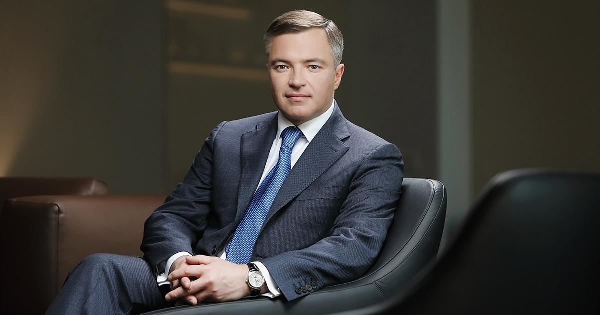 Генеральный директор Группы Метинвест Юрий Рыженков