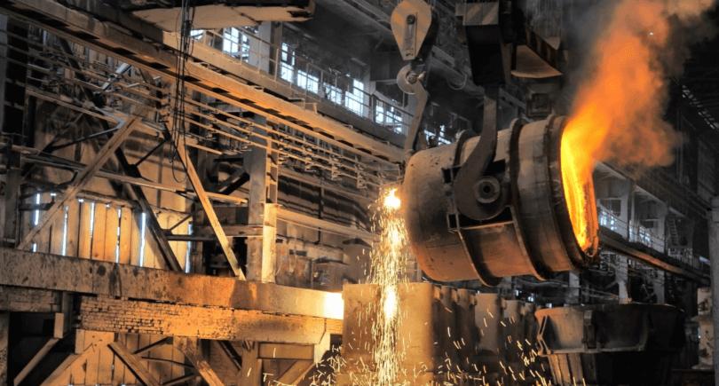 Глобальные сталелитейные мощности могут вырасти на 5% к 2021 г – ОЭСР © shutterstock.com