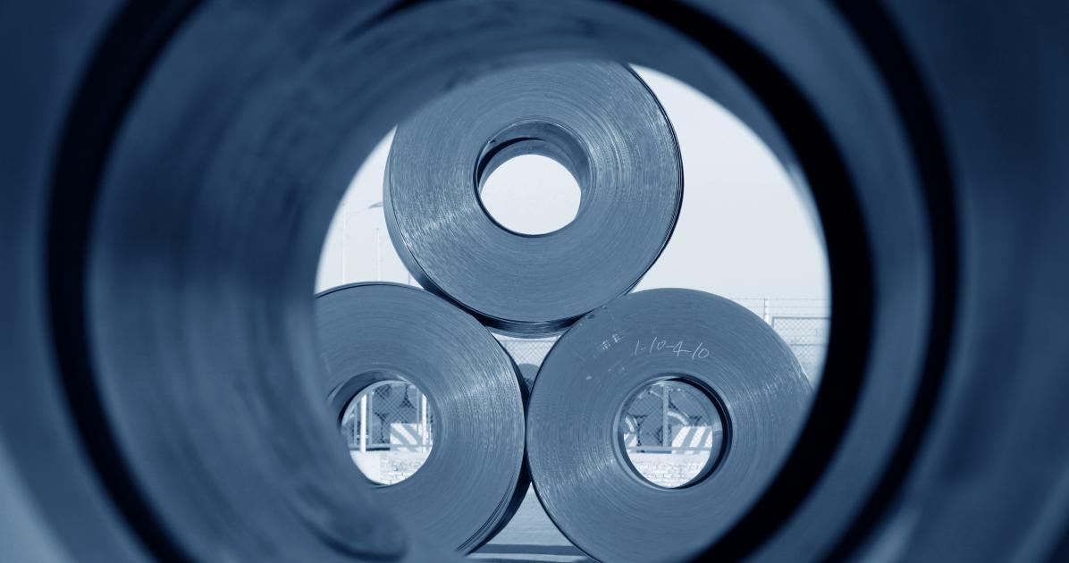 ЕЭК с 1 декабря вводит квоты на импорт горячекатаного проката из Украины (c) shutterstock.com