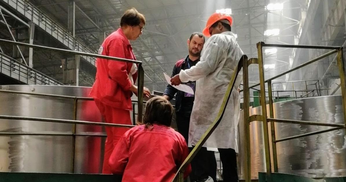 «Энергомашспецсталь» поставила восемь валков для индийской АЭС (c) emss.ua