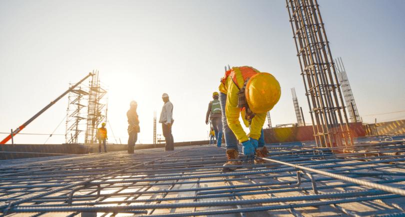 За 7 месяцев стоимость строительства в Украине подорожала на 9,4% (с) shutterstock.com