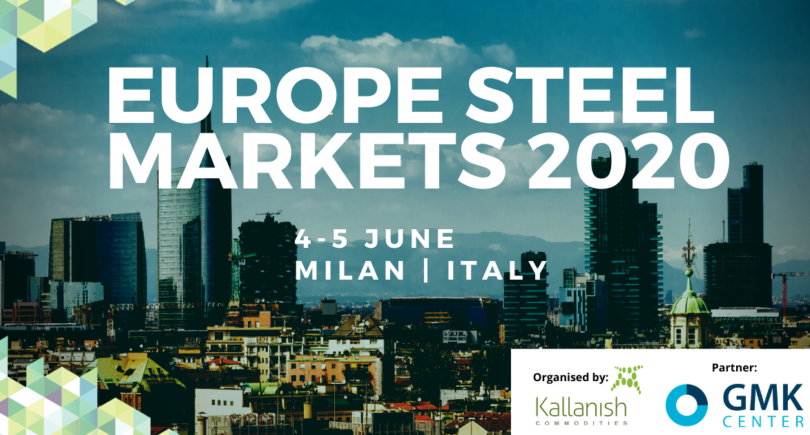 АНОНС: Kallanish Europe Steel Markets 2020 (c) GMK Center