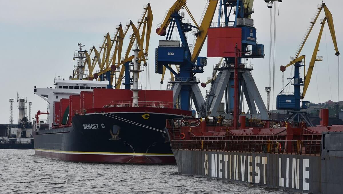 Сталева гавань: за рахунок чого нарощують перевалку в Маріуполі
