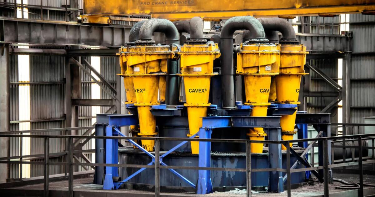 Тег гірнича техніка на GMK Center: останні новини, якісна аналітика гірничо-металургійної промисловості