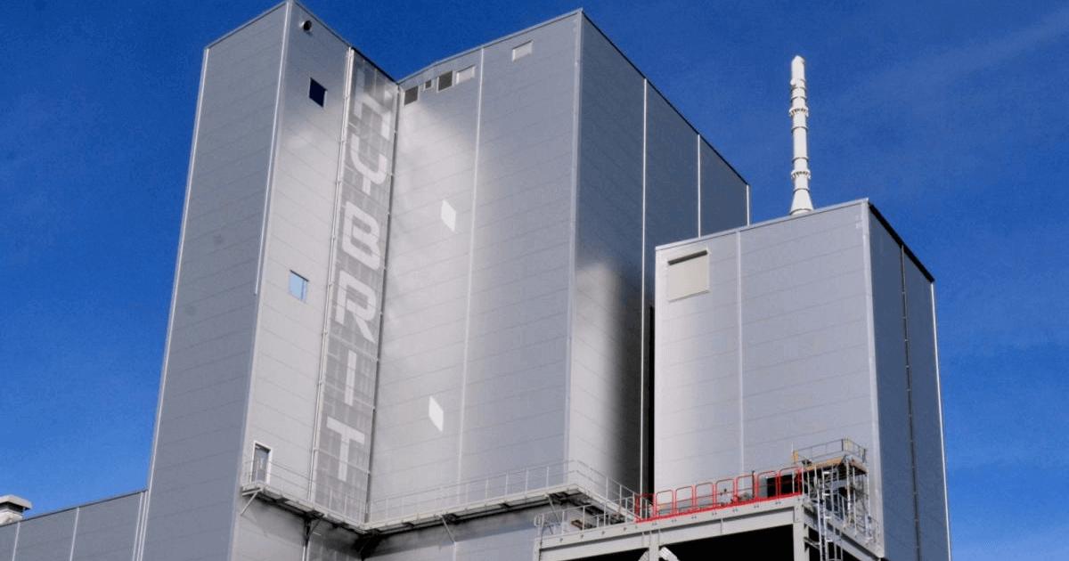 На шведском заводе HYBRIT впервые произвели «зеленое» железо (c) nord.news